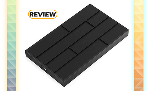 Tronsmart Chocolate Fast Wireless Charger Pad Review