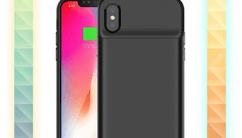 premium selection 596eb c9a92 Review: Trianium Atomic Pro 4,000mAh iPhone X Battery Case