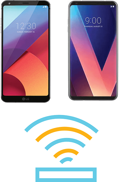 Best Wireless Charging Stands / Pads for LG V30 and LG G6