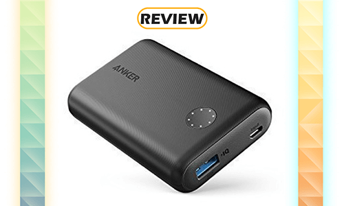 Anker PowerCore II 10,000mAh Power Bank Review