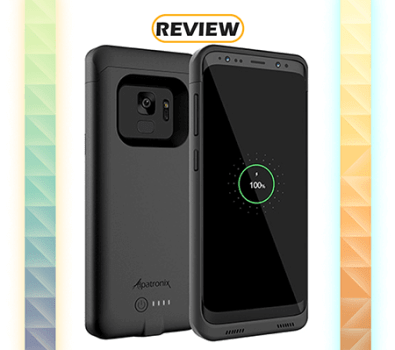 Alpatronix Galaxy S9 4,000mAh Battery Casen Review