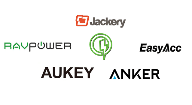 Best Anker / Aukey / Jackery / RAVPower / EasyAcc Quick Charge Chargers