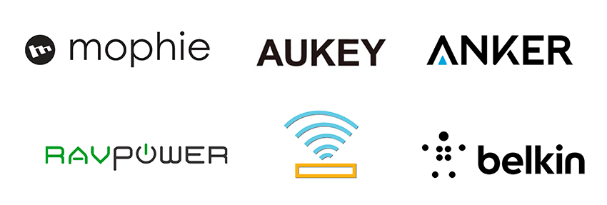 Best Anker / RAVPower / Aukey / Mophie / Belkin Wireless Chargers