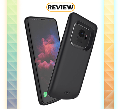 Elebase Galaxy S9 4,700mAh Battery Case Review