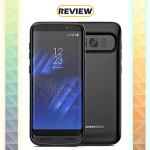 PowerBear Galaxy S8 4,500mAh Battery Case Review