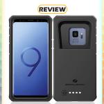 ZeroLemon Galaxy S9 8,000mAh Battery Case