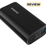 ROMOSS 10,000mAh 18W Power Delivery Portable Charger with Quick Charge