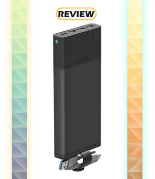 Nimble 26,800mAh 18W Power Delivery Power Bank Review