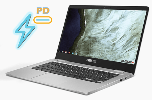 Best Chargers for Asus Chromebook C423