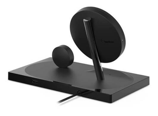 Belkin Boost Up Wireless Charging Dock For Iphones Apple Watch