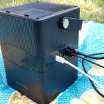 RAVPower RP-PB187 252.7Wh Portable Power Station with 300W AC Outlets