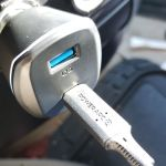 PowerArc Arcstation 30W Power Delivery Car Charger