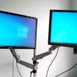 Atumtek Dual Screen Monitor Desk Mount