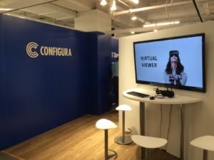 Configura CET Designer Virtual Reality at NeoCon