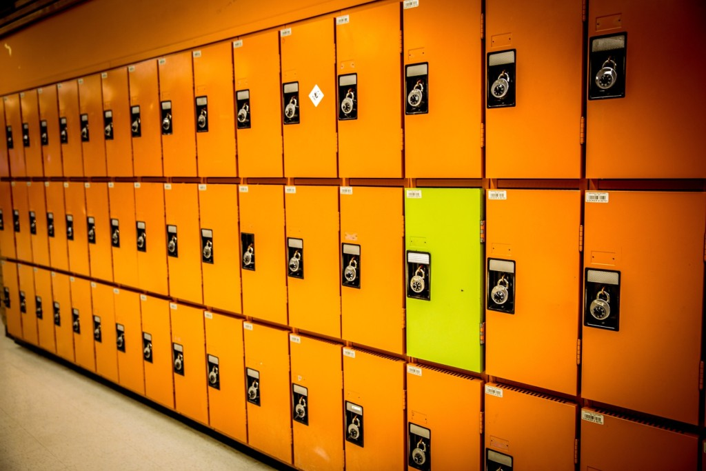 just like these lockers not all are the same, make the open office work for you!