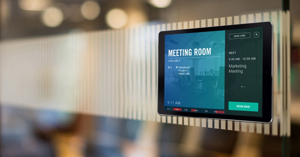 5 Digital Signage Applications to Improve Your Workspace ...