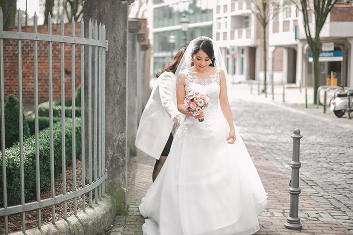 Hochzeit im Kasteel Bloemendaal-1