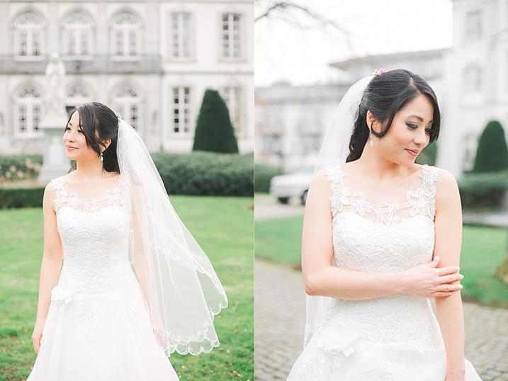 Hochzeit im Kasteel Bloemendaal-45