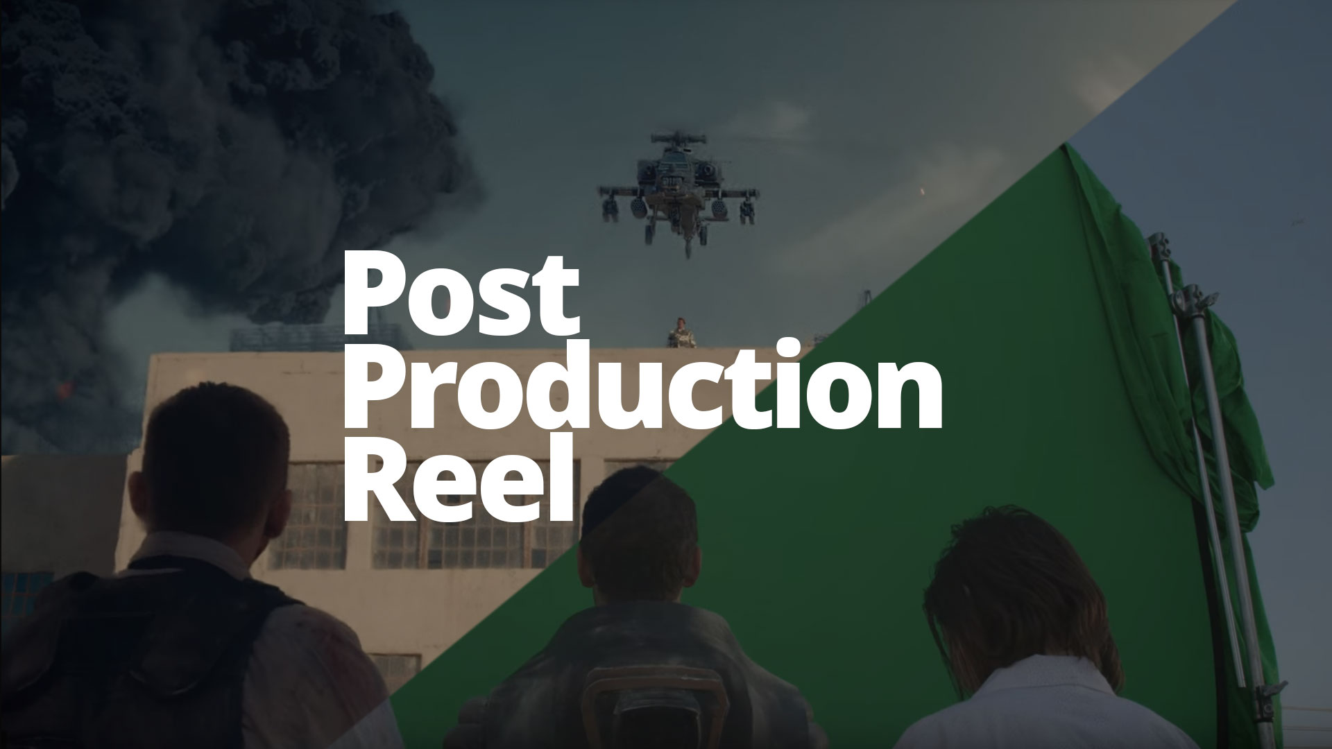 Post Production Reel 2