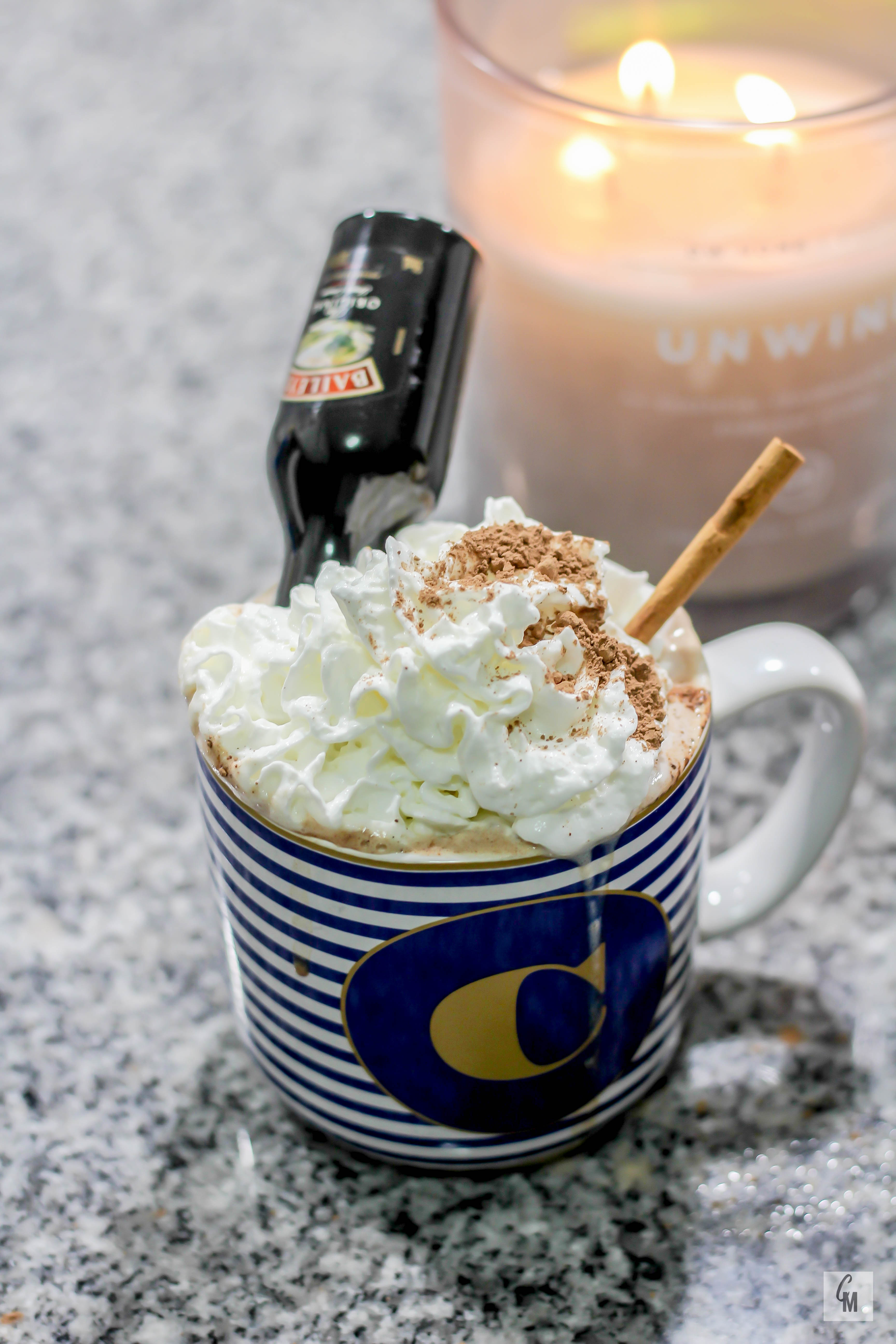 Baby It S Cold Outside Bad Amp Boozy Hot Chocolate Recipe