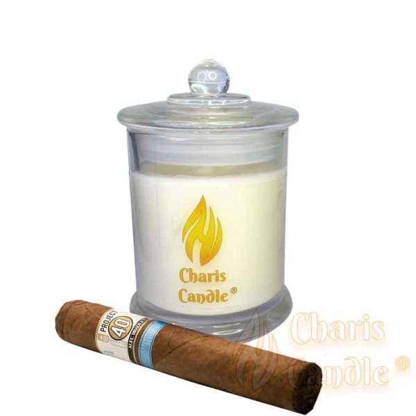 Charis Candle ® - Alexandra - Tobacco