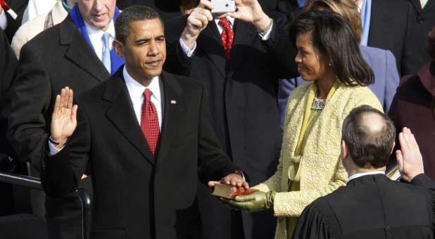 Barack Obama Inauguration 2008