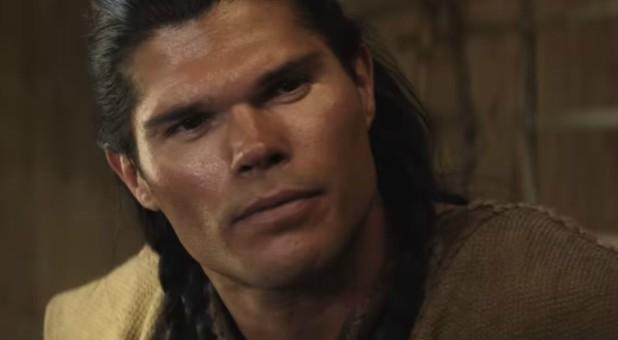 Taylor James as Samson