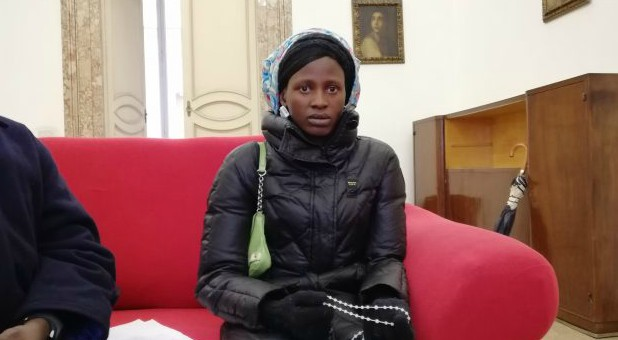 Rebecca Bitrus was abducted by Boko Haram in 2014.