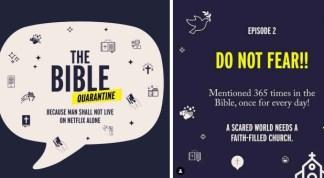 Evangelist Nick Hall Releases 'The Bible Quarantine'