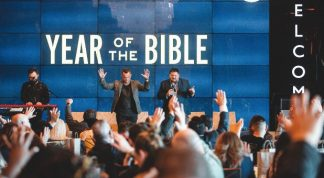 300 Christian Leaders Rally Around Year of the Bible Movement at the Museum of the Bible in Washington, DC