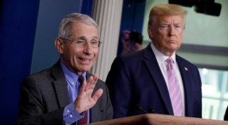 Michael Brown on When the Media Manufactures a Fauci-Trump Split
