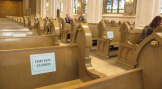 Barna Survey Says Most Churches Won't Open in May