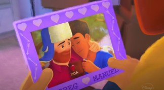 Michael Brown on Pixar Targets Your Children With Its First Gay Lead Character