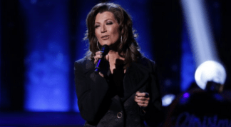 Christian Singer Amy Grant Recovering From Successful Open-Heart Surgery