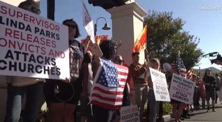 California Church Holds Sunday Worship Services Despite Legal Threats