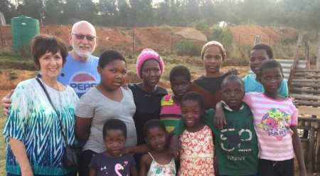 Shepherd's Care Missionaries Release Urgent Call for Prayer in Eswatini as Violence Mounts