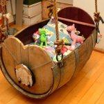 Handmade Baby Cradle