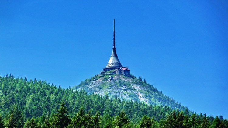 Jested Tower Hotel in Czech Republic 4