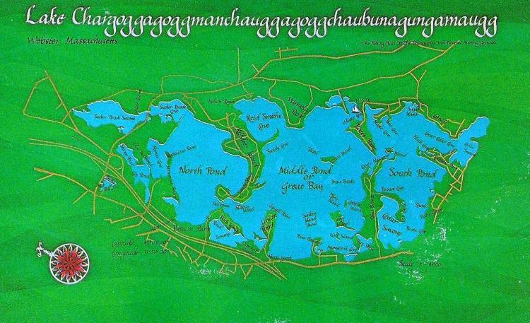 Lake Chargoggagoggmanchauggagoggchaubunagungamaugg 21