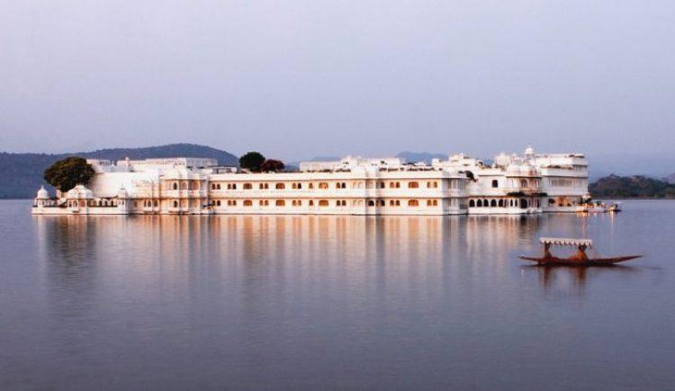 The Floating Lake Palace of Udaipur 12