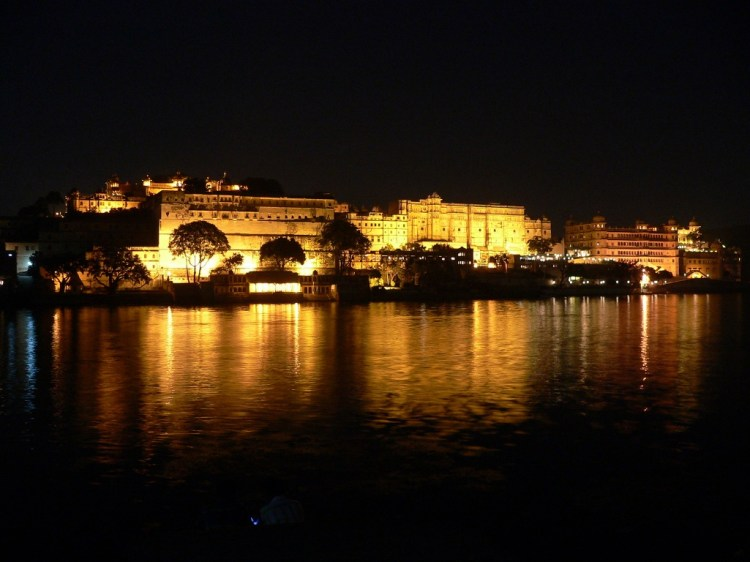 The Floating Lake Palace of Udaipur 13
