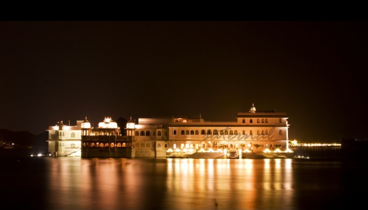 The Floating Lake Palace of Udaipur 14