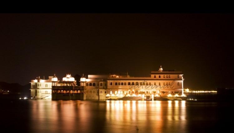 The Floating Lake Palace of Udaipur 14