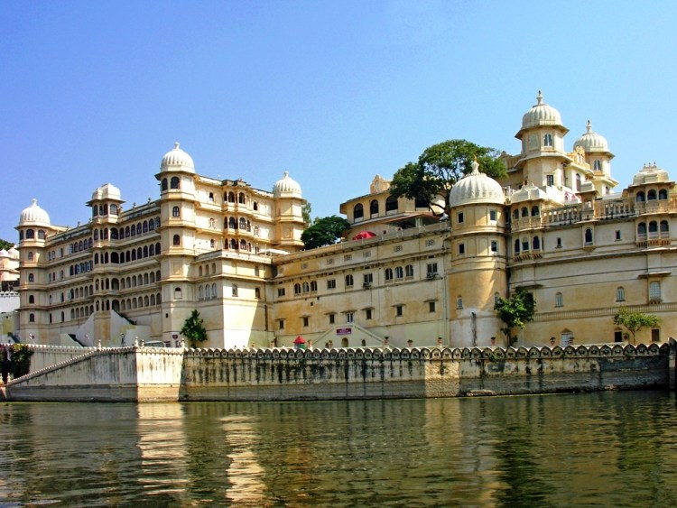 The Floating Lake Palace of Udaipur 15