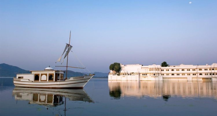 The Floating Lake Palace of Udaipur 17