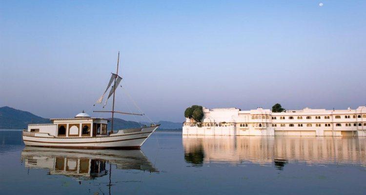 The Floating Lake Palace of Udaipur 17