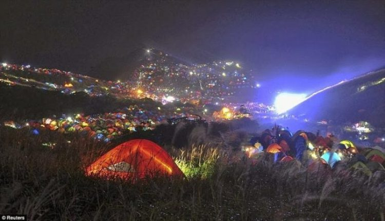 International Camping Festival in China