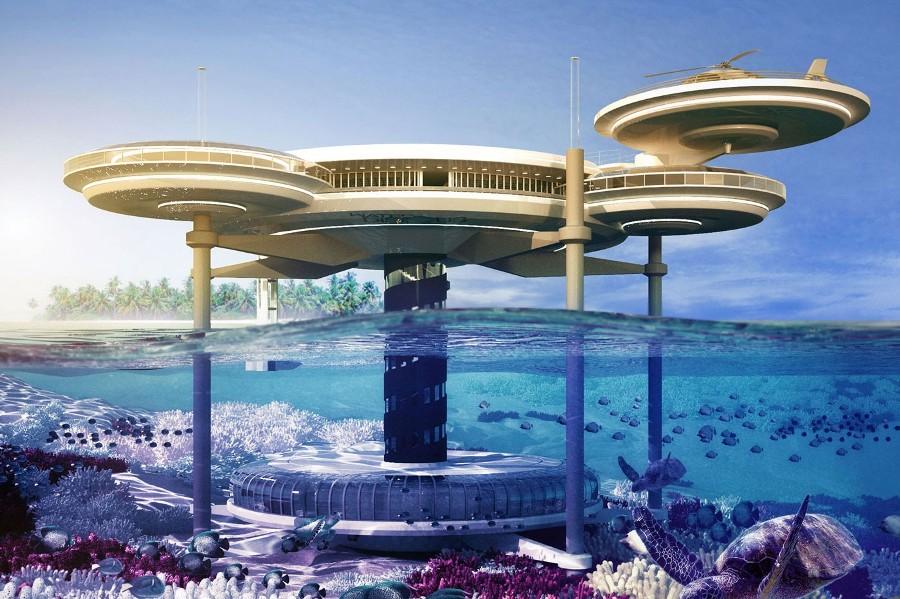 Hydropolis Underwater Hotel, Dubai