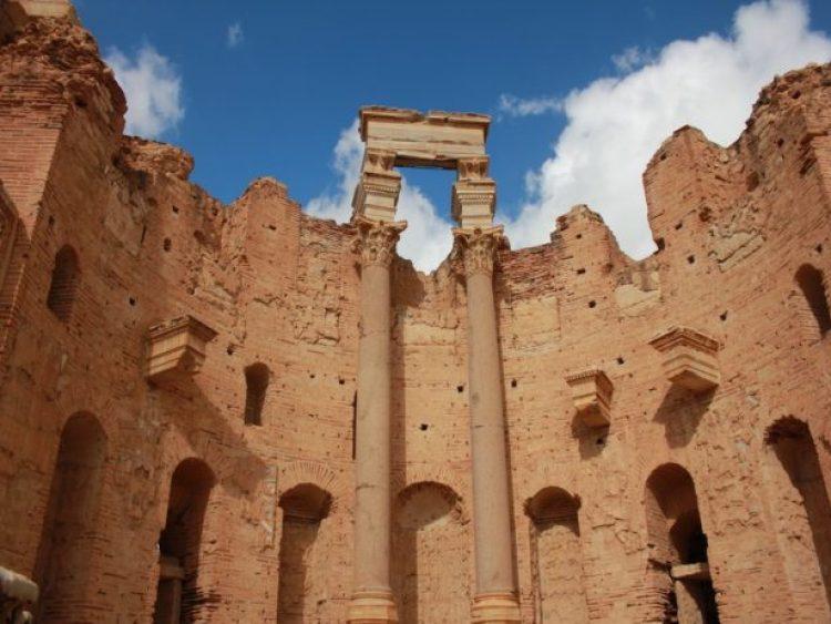 Leptis Magna Roman Ruins of Libya 27