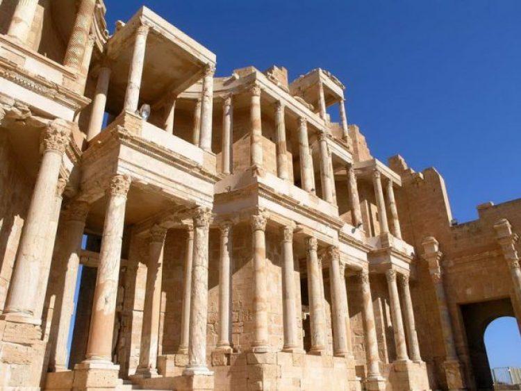 Leptis Magna Roman Ruins of Libya 29